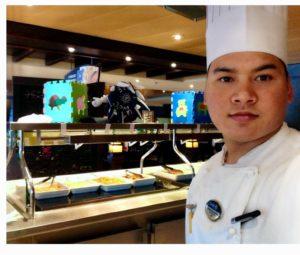 Chef Roshan Chitrakkar – Temporary Work (Skilled) Visa Grant
