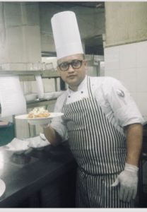 Chef Sumit Thapa -Temporary Work (Skilled) Visa Grant