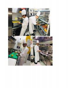 Chef Dikesh MAHARJAN  -Temporary Work (Skilled) Visa Grant